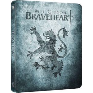 Braveheart - Steelbook Edition (UK EDITION)