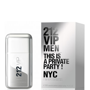Carolina Herrera 212 VIP Men eau de toilette (50ml)