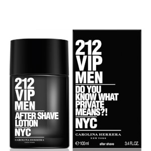 After-shave 212 VIP Men da Carolina Herrera 100 ml