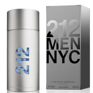 Eau de Toilette 212 Men da Carolina Herrera 100 ml