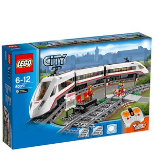 LEGO City: Le train de passagers à grande vitesse (60051)