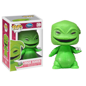 Nightmare Before Christmas - Oogie Boogie - Pop! Vinyl Figur