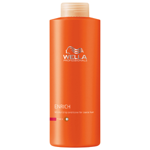 Wella Professionals Enrich Coarse Conditioner 1000ml