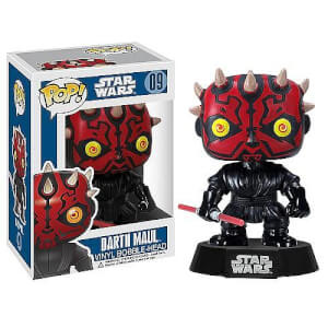 Figura Pop! Vinyl Darth Maul - Star Wars