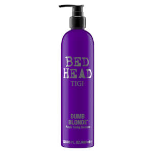 TIGI Bed Head Dumb Blonde Violet Toning Shampoo (400ml)
