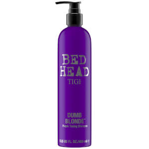 TIGI Bed Head Dumb Blonde Violet Toning Shampoo(TIGI 베드 헤드 덤 블론드 바이올렛 토닝 샴푸 400ml)