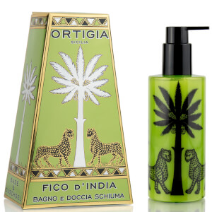 Gel de ducha Fico d'India de Ortigia (250 ml)