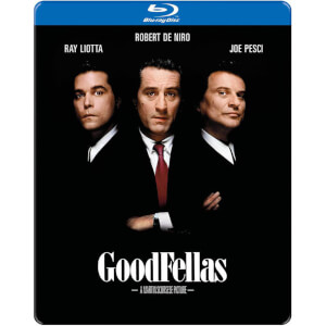 Goodfellas - Import - Limited Edition Steelbook (Region 1)