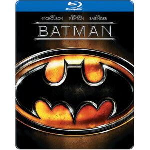 Batman - Import - Limited Edition Steelbook (Region 1) (UK EDITION)