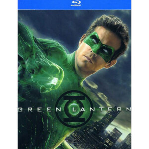 Green Lantern - Import - Limited Edition Steelbook (Region 1)
