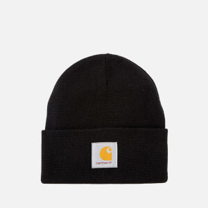 Carhartt Men's 'Short' Watch Hat - Black