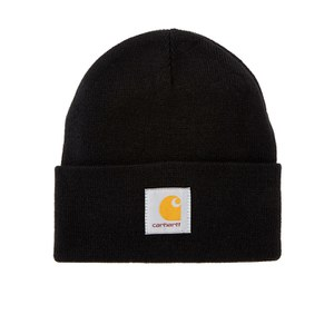 Carhartt Men's 'Short' Watch Hat - Black