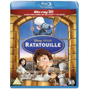 Ratatouille 3D (+ 2D)