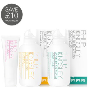 Philip Kingsley Body and Shine Regime (Worth £50.00)