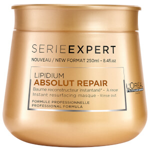 Mascarilla L'Oréal Professionnel Absolut Repair Lipidium 250ml