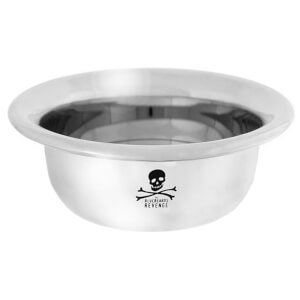 The Bluebeards Revenge Chromed Shaving Bowl