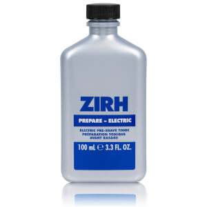 Zirh Electric Pre-Shave Tonic 100ml