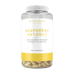 Raspberry Extract & Choline Capsules