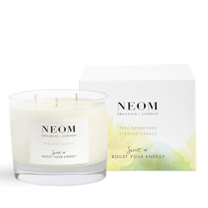 Bougie Parfumée 3 Mèches Feel Refreshed NEOM