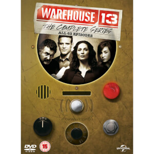 Warehouse 13 - Seasons 1-5