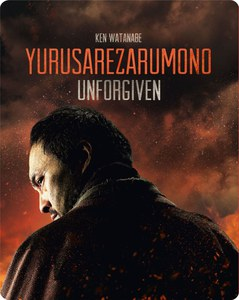 Unforgiven (Yurusarezaru Mono) - Steelbook Edition (Includes UltraViolet Copy)