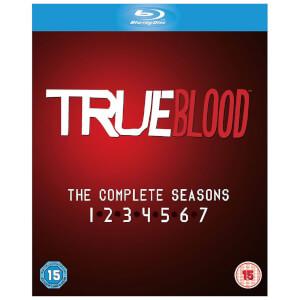 True Blood - Seasons 1-7
