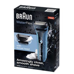 Braun Water Flex 水感剃须刀