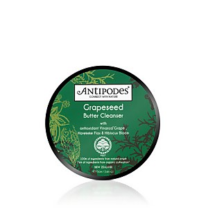 Antipodes Grapeseed Butter Cleanser (75 G)