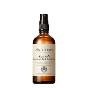 Tónico suave antioxidante Antipodes Ananda 100ml