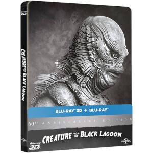 L'Étrange Créature du lac noir Édition Steelbook Exclusive et Limitée