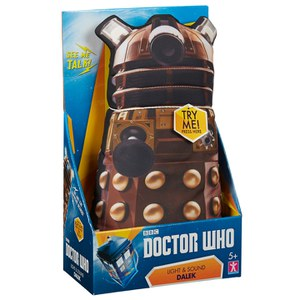 Doctor Who Ani-Mei Plush Dalek