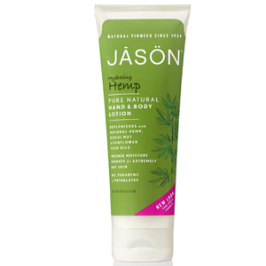 JASON Hydrating Hemp Hand & Body Lotion (227g)