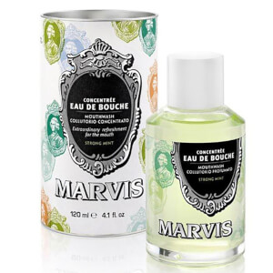 Marvis Concentrated Eau de Bouche Mouthwash (120 ml)