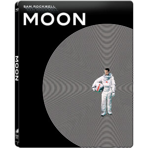 Moon - Zavvi UK Exclusive Limited Edition Steelbook (Ultra Limited)