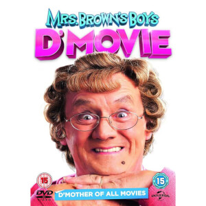 Mrs. Browns Boys D'Movie