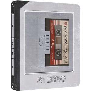 Guardians of the Galaxy 3D - Zavvi UK Exclusive Limited Edition Steelbook (Includes 2D Version)