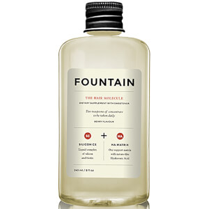 Complimento alimentario de belleza Fountain The Hair Molecule