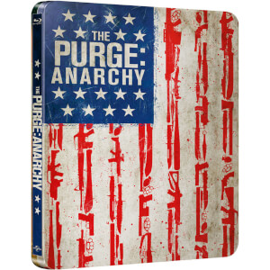 The Purge: Anarchy - Zavvi UK Exclusive Limited Edition Steelbook