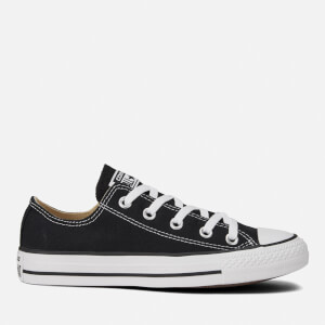 Converse Chuck Taylor All Star Ox Trainers - Black