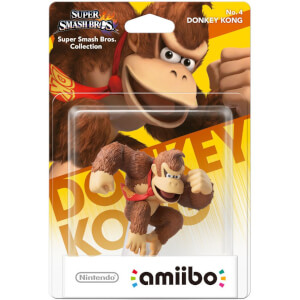 Donkey Kong No.4 amiibo