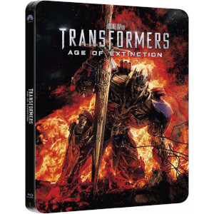 Transformers 4: Age of Extinction - Limited Edition Steelbook (UK EDITION)