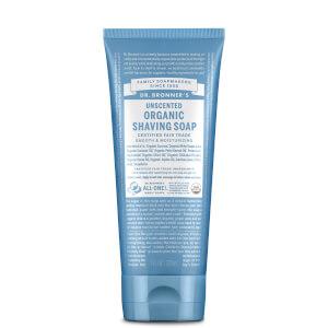 Dr. Bronner Organic Unscented Shaving Gel (207ml)