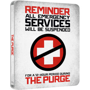 The Purge - Limited Edition Steelbook (Ultra Limited)