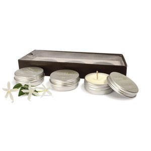 Свечи для массажаMONU Spa Massage Candle Trio