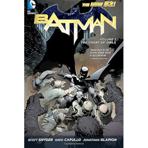 Batman: The Court of Owls - Volume 1 (The New 52) Paperback Graphic Novel