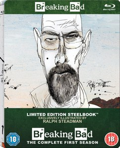 Breaking Bad: Temporada 1 - Steelbook Exclusivo de Edición Limitada (copia UltraViolet incl.)