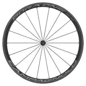 Campagnolo Bora One 35 Clincher Front Wheel - Dark Label