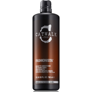 TIGI Catwalk Fashionista Brunette Conditioner (750 ml)