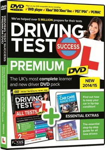 Driving Test Success Premium DVD New 2014/15 Edition
