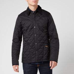 Barbour Men's Heritage Liddesdale Quilt Jacket - Black
